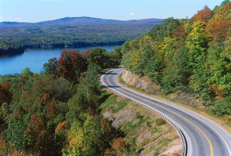 scenic drives near me scenic byways visit maine
