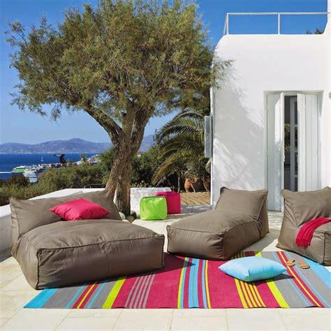 divani da terrazzo divano letto da giardino