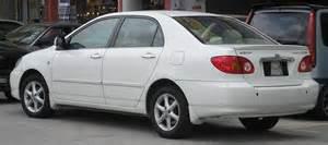 Toyota Corolla Altis Wiki File Toyota Corolla Altis Ninth Generation Rear