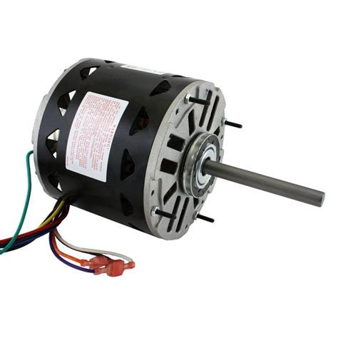 ao smith fan motor century 1 2 hp blower motor dl1056 the home depot