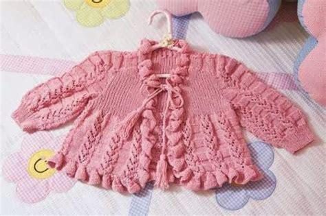sueter tejidos con agujas para ninas trico y crochet madona m 237 a su 233 ter tejido para ni 241 a en