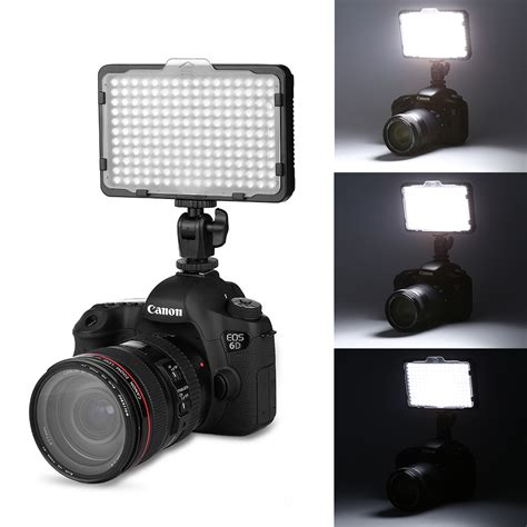 led photography studio light panel photo lighting for canon nikon