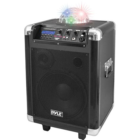 Speaker Acr 400 Watt pyle pro pcmx280b 10 quot 400 watt disco jam portable pcmx280b