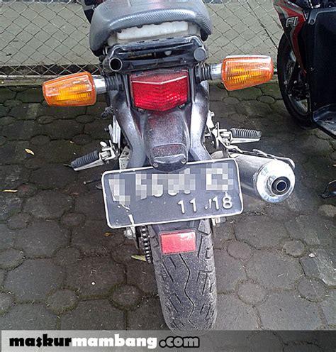 Lu Rx King Bulat modif simpel scorpio kok malah cocok maskur s