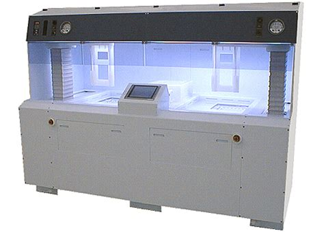 wet benches semi automated biomedical wet benches wafer process