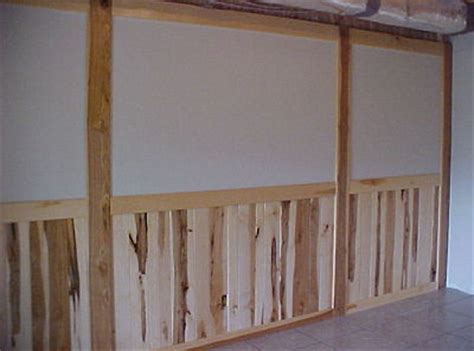 Wainscoting Alternatives Finding The Value In Quot Low Grade Quot Wood