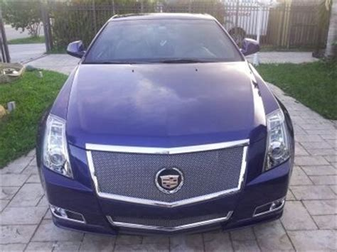 cadillac cts coupe for sale by owner cadillac cts 2012 for sale by owner in miami fl 33177