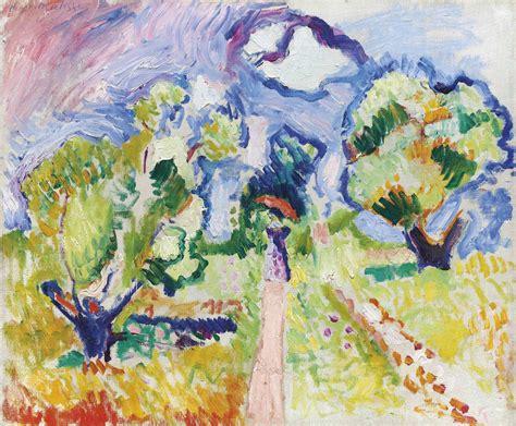 Lecture Analytique Le Dormeur Du Val Arthur Rimbaud by Henri Matisse 1869 1954 Promenade Des Oliviers 1900s
