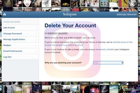 fungsi layout instagram instagram delete email address choice image how to guide