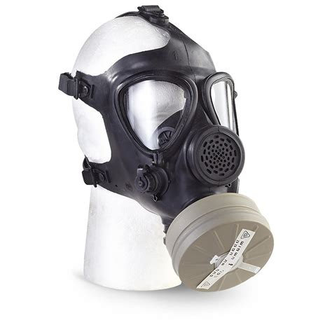 Masker Chemical us army gas mask filters us free engine image for user