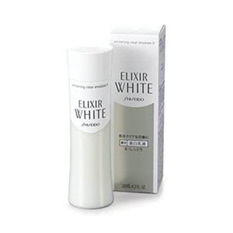 Shiseido Elixir White shiseido elixir white clear emulsion ii 130ml