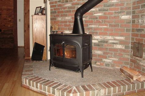 Install Wood Fireplace by Wood Burning Stoves Simple Home Decoration