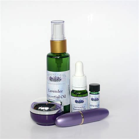 Lavender Essential lavender essential lavender green