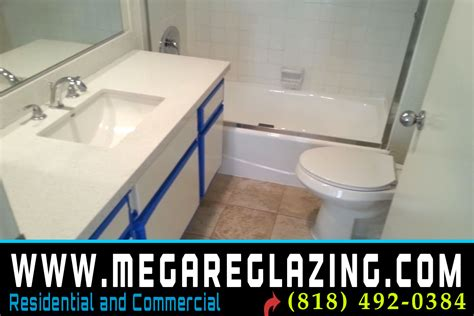 bathtub sinks spa reglazing refinishing thousand oaks