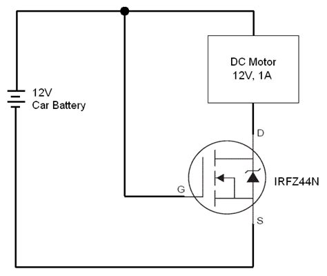transistor z44n causes of voltage at the gate when a mosfet is being switched electrical engineering