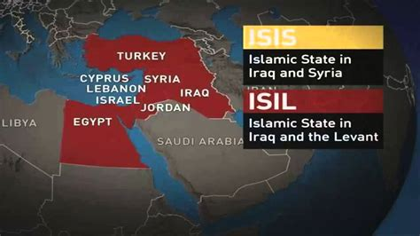 islamic state of iraq and the levant isis isil isis vs isil what s the difference islamic state of