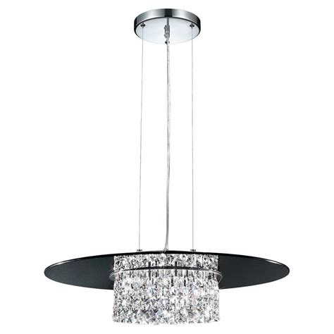 4308 16bk manto 16 light mirror glass ceiling light in