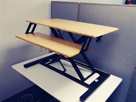 cooper standing desk converter cooper standing desk converter review