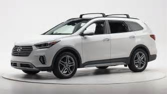 Hyundai Santa Fe Suv Hyundai Santa Fe Volvo Xc60 Get Top Ratings But Most