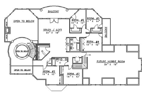 mansions more contemporary mansion w floor plans