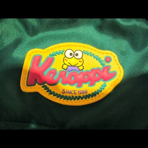 Travel Bag Spon Besar Keroppi Travelbag sanrio vintage sanrio keroppi backpack hello from val s closet on poshmark