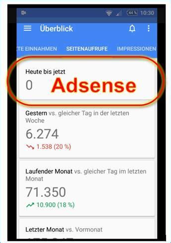 adsense jobs google adsense zeigt heute keine auswertung an codedocu