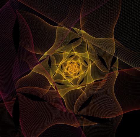imagenes de fractales matematicas imagen de fractales foto gratis
