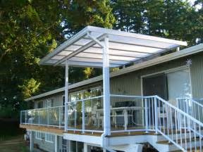 Patio Covers With Deck On Top More Patio Covers Traditional Deck Seattle By