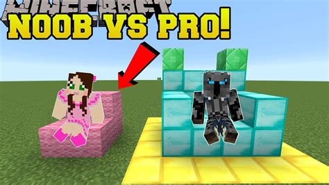 fortnite vs roblox minecraft noob vs pro build battle mini