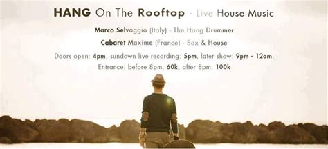 house music documentary hang on the rooftop live house music and film screening night apartments