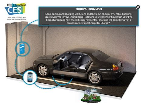 electromagnetic induction vehicles look no cord induction charger for electric cars gadgets science technology