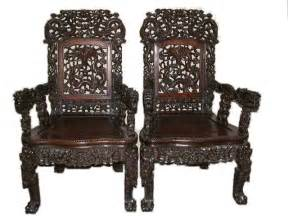 Antique Wooden Chair Styles » Home Design 2017