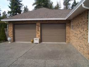 residential roll up garage doors garage and shed