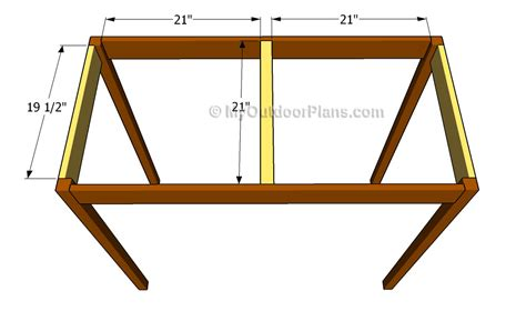 woodworking bar table plans diy woodworking projects