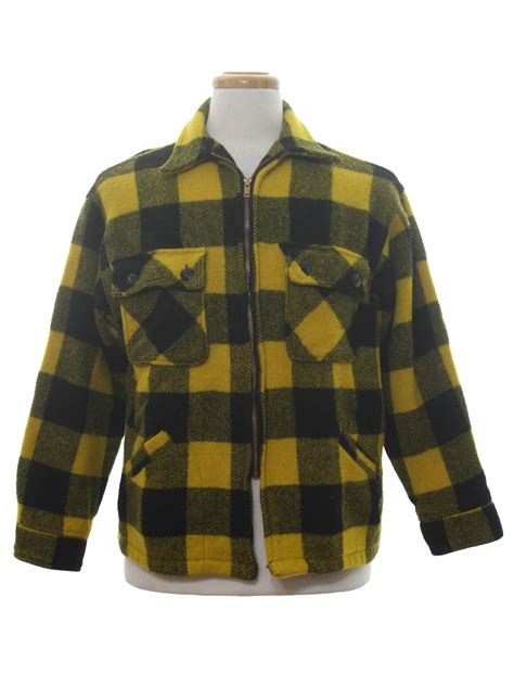 yellow jacket pattern 1950 s retro jacket 50s brother mens yellow background