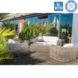 lounge sofa terrasse lounge sofa garten terrasse gastro qualit 196 t skyline