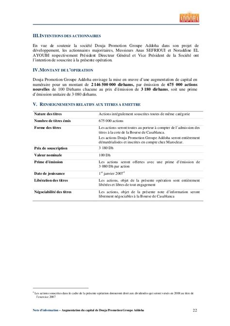 Exemple De Lettre Note D Information Note D Information Interne Exemple Images