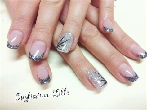 Ongle Gel Deco Fete by Deco Ongles Fetes