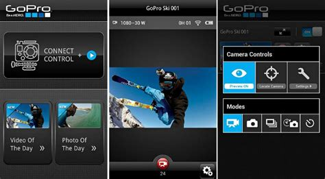 gopro app for android gopro for android now available for ubergizmo