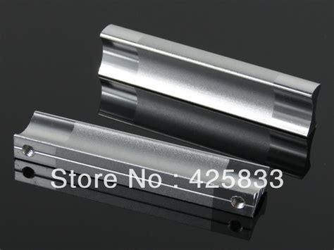 modern chrome kitchen cabinet knobs handles furniture fashion 96mm aluminium alloy cabinets handles modern