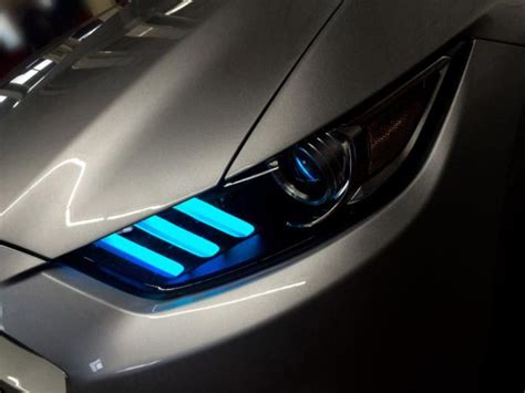 Led Drl diode dynamics drl led multi color boards for the 2015 2016 ford mustang