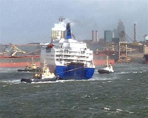 boot ameland storm door heftige oktoberstorm minder veerboten 171 veerbootinfo nl