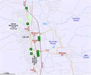ukiah california map hotels in ukiah ca california hotels