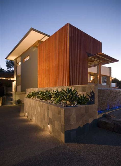 modern eco house designs modern house design built of eco friendly radial timber