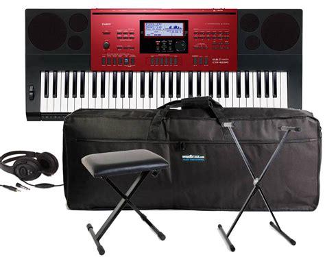 Keyboard Casio Wk 7200 casio ctk 6250 deluxe bundle claviers arrangeurs synthetiseur clavier achat en ligne