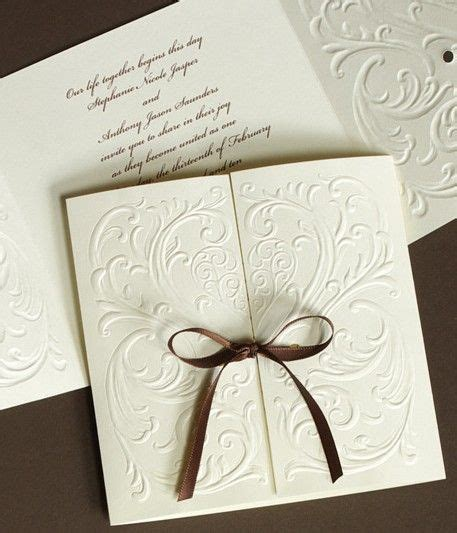 Handcrafted Invitations - 1207 best wedding invitation ideas images on
