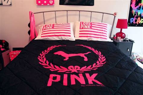 victoria secret bed set pink victoria secret comforter xbrit biohazardx i just