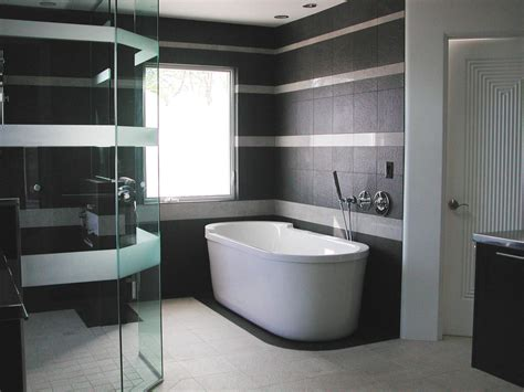 black white bathroom decor decosee