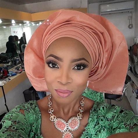 celebrities on native attires image gallery native nigerian women