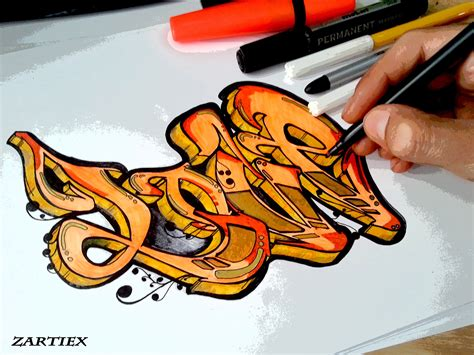 imagenes de love en grafiti como dibujar un graffiti de amor graffiti art zartiex